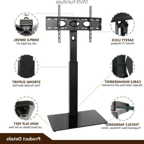 Universal Floor with Mount for 32-65 LCD Flat Screen