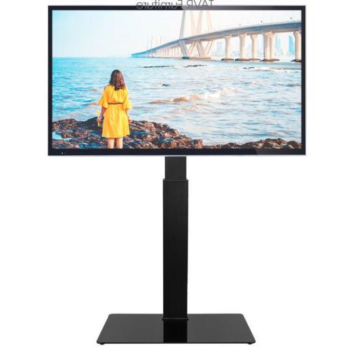 universal floor tv stand with swivel mount