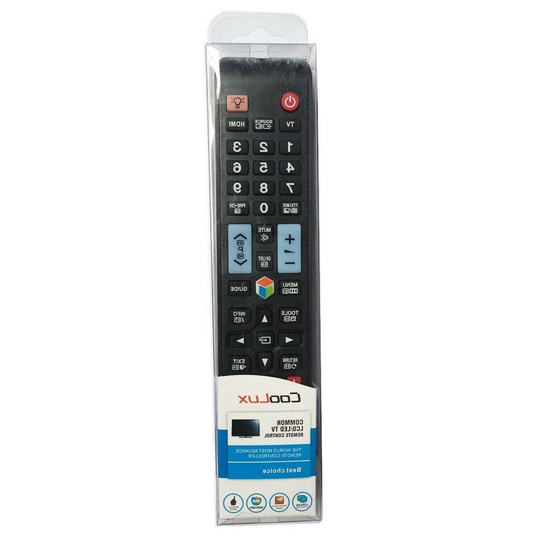 Universal Samsung HDTV 3D Smart Replacement Black