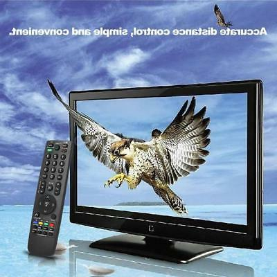 Universal Remote Replacement New 3D TV Black