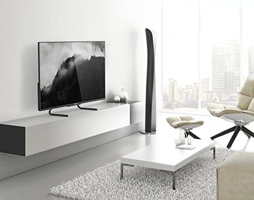 FITUEYES Universal TV Stand/Base Mount to Screen with Adjustment