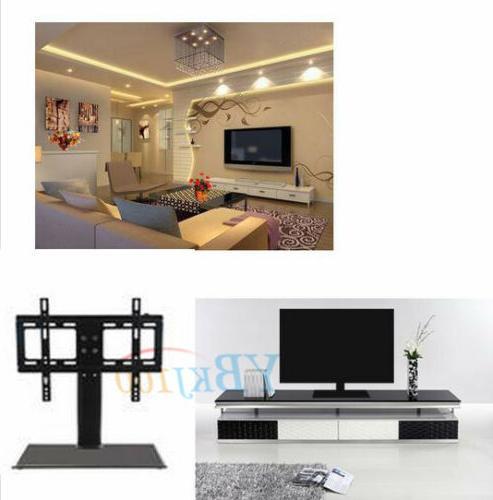 "Universal Tabletop TV Pedestal Wall for 26-32"" Tvs"