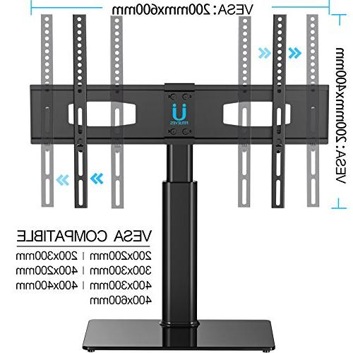 FITUEYES Universal Tabletop Mount 60 inch Tvs Components TT105202GB-G