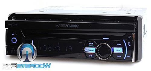 Soundstream VR-75XB CD/MP3, AM/FM Bluetooth & SiriusXM