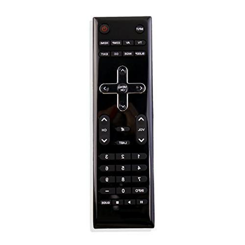 vr10 hdtv remote control fit