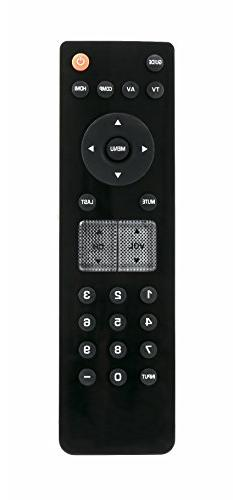 New VR2 Remote Control Replacement fit for VIZIO TV VP422 HD