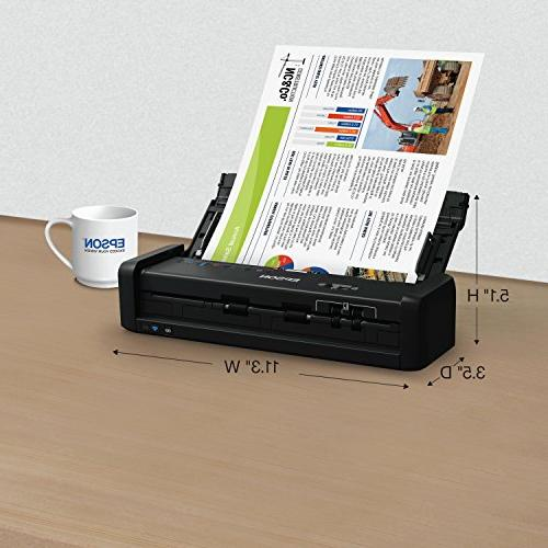 Epson Workforce Color Scanner with and Duplex Scanning