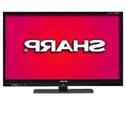 "Sharp LC60LE832U 60"" 240hz Quattron Smart HDTV"