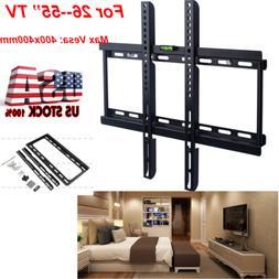 LCD LED Flat Plasma TV Wall Mount Bracket 26 30 32 37 42 46