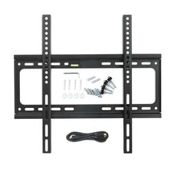 "LCD LED PLASMA FLAT TILT TV WALL MOUNT BRACKET for 26"" - 55"""