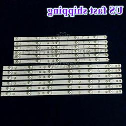 """LED Strip For Sharp 50"""" TV LC-50LB370U 500TT65 500TT66 LC-50"""