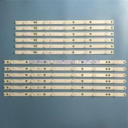 "LED Strip NEC Sharp 50"" TV LB50039 500TT66 500TT65 V1 LC-50L"