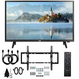 """LG 28LJ430B-PU 28"""" Class HD 720p LED TV  with Slim Flat Wall"""