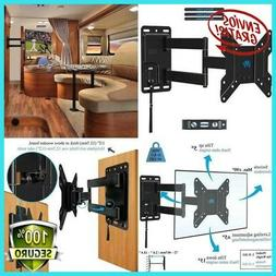 "Lockable Rv Tv Wall Mount 17""-39"" Inch Led/Lcd/Oled/Flat Scr"