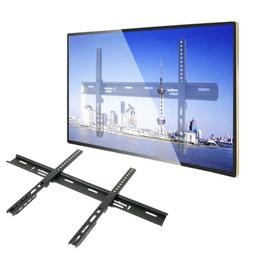 Low Profile LCD LED Plasma Flat TV Wall Mount Bracket for 26