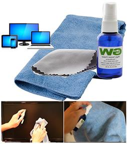GW MAGIC Screen Cleaner Kit For Samsung, LG, Sony, LED, LCD,