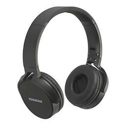 Magnavox MHB542-BK Wireless New DJ Flat Foldable Headphones