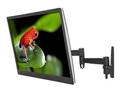 Full Motion TV & Computer Monitor Wall Mount For 17 to 42 In