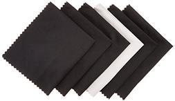 AmazonBasics Microfiber Cloths for Electronics  - Cleans Len