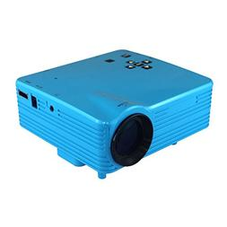 Duoying LED Mini Projector,HD 1080P Projector,Ideal for Home