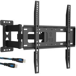 WALI TV Wall Mount Bracket Full Motion Articulating Extend A