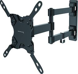 "GForce Full Motion TV Wall Mount for Most 13"" - 42"" Inch LED"