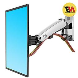 North Bayou Full Motion Monitor TV Wall Mount Bracket for 30
