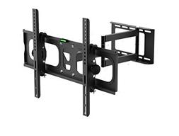 Mount Plus 1092-1 LCD LED Swivel Tilt Wall Mount Bracket for