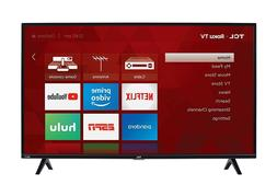 **FREE 2 DAY SHIPPING** 40 Inch 1080p TCL 40S325  Smart LED