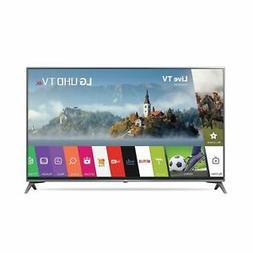 """New LG 65UJ6540 65"""" 4K Ultra HD LED LCD TV 2017 Model Local"""