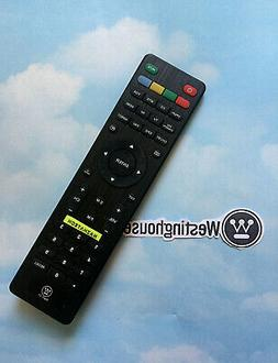 New Original iWestinghouse RMT-17  LCD TV REMOTE FOR EW24T3L