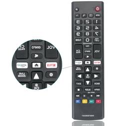 New Remote Control AKB75095307 Replacement for LG LED LCD TV