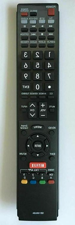 NEW TV Remote GB118WJSA for SHARP AQUOS TV GA890WJSA GB005WJ