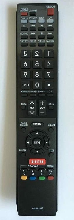 NEW USBRMT Remote GB004WJSA for SHARP AQUOS TV GB118WJSA GA8