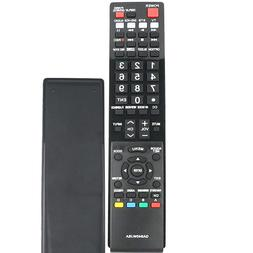 New Replace GA840WJSA Remote Control for Sharp Aquos TV LC-4