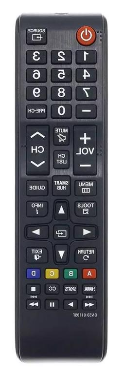 New Universal Remote Control for ALL Samsung LCD LED HDTV 3D