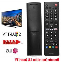 New Smart TV Remote Control For LG AKB75095307 LCD LED HDTV