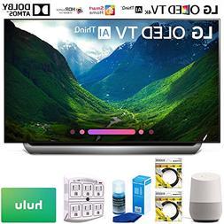 """LG OLED55C8PUA 55"""" Class C8 OLED 4K HDR AI Smart TV 2018 Mod"""