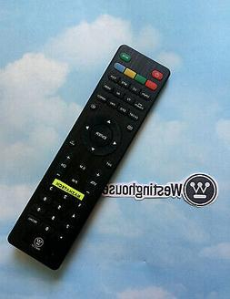Original Westinghouse LCD TV REMOTE RMT-17 For LD3280,VR2418