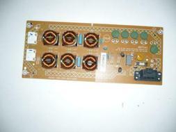 VIZIO P75-C1 TV POWER SUPPLY SUB BOARD PSTVF1T2AA1 / 715G721