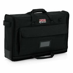 Gator Padded Nylon Carry Tote Bag for LCD Screens, Monitors