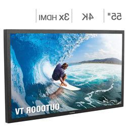 """Peerless-AV Neptune 55"""" Class  Outdoor 4K UHD LED LCD TV"""