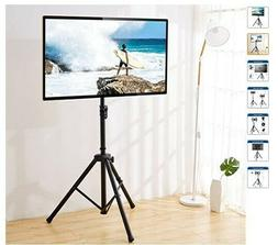portable tv tripod stand for 32 60