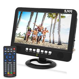 10 Inch Portable Widescreen TV - Smart Rechargeable Battery