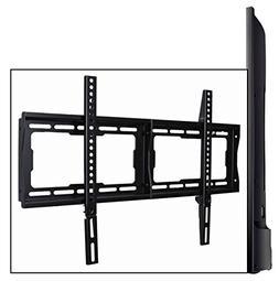 CLOB Low-profile Tilt TV Wall Mount Bracket with Built-In Sp