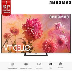 "Samsung QN65Q9FNA 65"" Q9FN Smart 4K Ultra HD QLED TV   with"