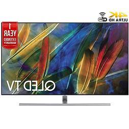 Samsung QN55Q7F - 55-Inch 4K Ultra HD Smart QLED TV  + 1 Yea