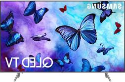 "Samsung QN75Q6FN 2018 75"" Smart Q LED 4K Ultra HD TV with HD"