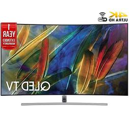 "Samsung QN65Q7CAMFXZA Curved 65"" 4K Ultra HD Smart QLED TV"