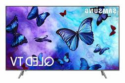"""Samsung QN75Q6 Flat 75"""" QLED 4K UHD 6 Series Smart TV 2018"""